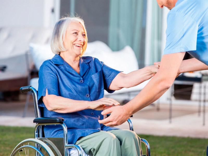Area cuidadores y pacientes